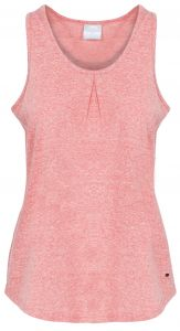 Trespass Fidget Women's Vest Top - Peach Marl