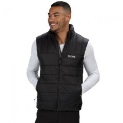 Regatta Mens Freezeway Insulated Bodywarmer - Black