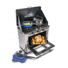 Kampa Roast Master Portable Camping Gas Hob And Oven