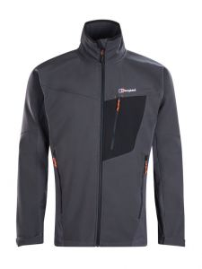 Berghaus Ghlas Mens Softshell Jacket - Carbon