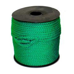 3mm Guy Line - 50 Metre Roll Green