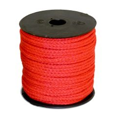 3mm Guy Line - 50 Metre Roll Red