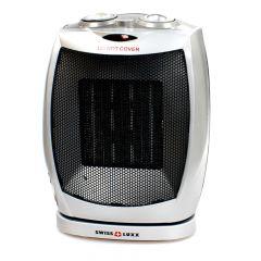 Swiss Luxx Portable Oscillating Electric Heater