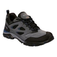 Regatta Holcombe IEP Low Men's Walking Shoes - Granite/Dark Denim