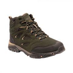 Regatta Men's Holcombe IEP Mid Walking Boots - Bayleaf Oat