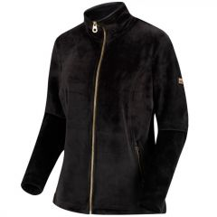 Regatta Women's Halona Full Zip Fleece - Black