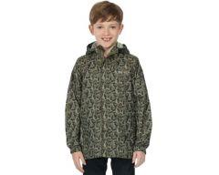 Regatta Kids Printed Pack-It Jacket - Fauna