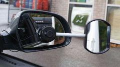 Leisurewize Suction Towing Mirror - Flat