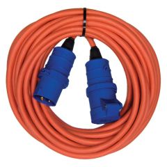 Caravan Extension Mains Lead - 10 Metre 1.5mm Core