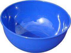 Strider Blue Plastic Camping Bowl - 13 x 7cm