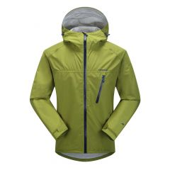 Skogstad Lodingen Mens Waterproof Shell Jacket - Woodbine