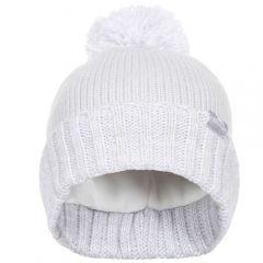Trespass Nefti Bobble Hat - Pale Grey