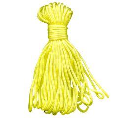 Yellow Nylon Guy Lines - Pack of 4