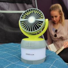 Outdoor Revolution 3-In-1 Lumi-Fan