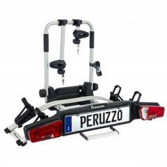 Peruzzo Zephyr 2 E-Bike Compatible Towbar Bike Carrier