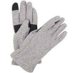 Regatta Polarize Gloves - Seal Grey