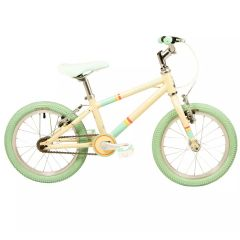 "Raleigh Pop 16 Cream - 16"" Wheel Girls Bike"