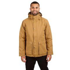 Trespass Puxtoncombe Men's Waterproof Padded Jacket - Dijon