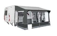 Dorema Quattro 430 Caravan Porch Awning