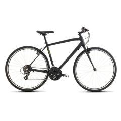 Raleigh Cadent 1 Hybrid Bike - Black