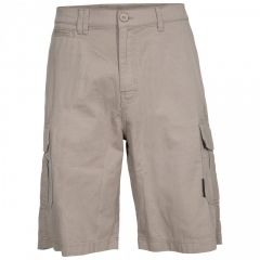 Trespass Rawson Men's Cargo Shorts - Oatmeal