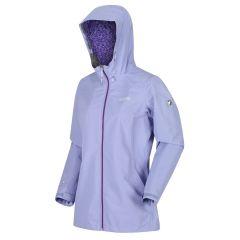 Regatta Hamara III Lightweight Waterproof Jacket - Lilac