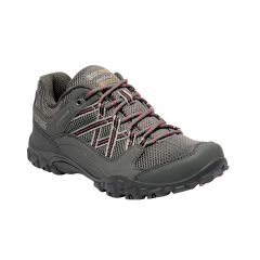 Regatta Women's Edgepoint III Walking Shoes - Granite