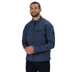 Regatta Men's Haakon Waterproof Shell Jacket - Dark Denim