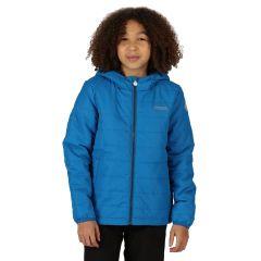 Regatta Helfa Kids' Quilted Walking Jacket - Imperial Blue