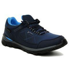 Regatta Women's Highton Low Waterproof Walking Shoes - Denim