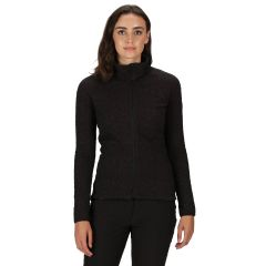 Regatta Kelford Softshell Walking Jacket - Black Ash