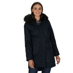Regatta Womens Lexis Waterproof Coat Navy
