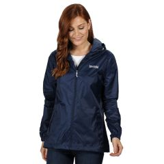 Regatta Women's Pack It III Waterproof Jacket - Midnight