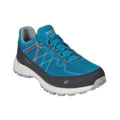 Regatta Samaris Lite Waterproof Walking Shoes - Niagra Blue (V)