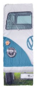 Wilson Bradley VW Single Sleeping Bag - Dove Blue
