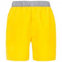 Trespass Sanded Kid's Swim Shorts - Sunshine