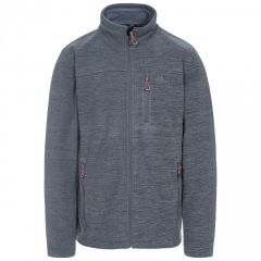 Trespass Shravedell Men's Fleece Jacket - Grey Marl