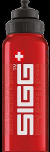 SIGG WMB Siggnature Red Bottle 1L