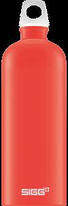 SIGG Lucid Scarlet Touch Bottle 1L