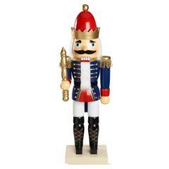 Christmas Nutcracker King - 80cm