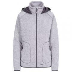 Trespass Splendor Women's Fleece Jacket - Grey