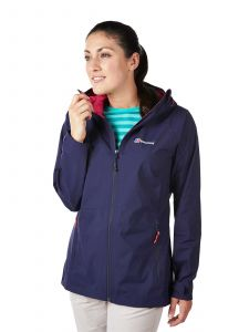 Berghaus Stormcloud Waterproof Jacket - Evening Blue