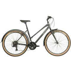 Raleigh Strada One, Open Frame Step-Through Hybrid Bike