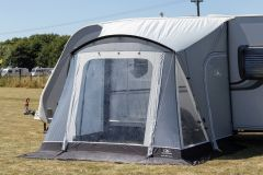 SunnCamp Swift 220 Deluxe Awning - Dark Grey