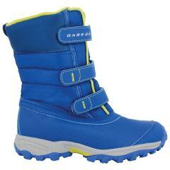 Dare2b Kids Skiway Junior Snow Boot - Oxford Blue