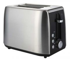 Quest 2 Slice Toaster 900W - Silver