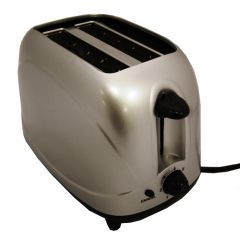 Sunncamp Caravan Toaster in Silver Low Wattage