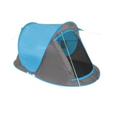 Yellowstone Fast Pitch 2 Man Pop Up Tent - Blue