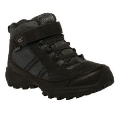 Regatta Trailspace II Mid Kids Boot - Black