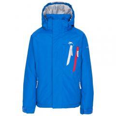 Trespass Specific Kid's Raincoat Blue